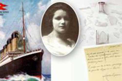 Phát hiện một bức thư trong chai từ con tàu Titanic
