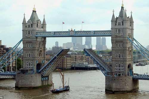 Khám phá Cầu Tháp - Biểu tượng nổi tiếng của thành phố London