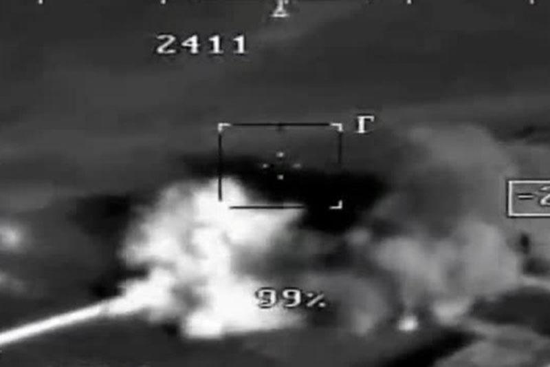 SAA tiếp tục tiêu diệt thủ lĩnh phiến quân thân Thổ Nhĩ Kỳ bằng đạn thông minh Kransopol của Nga.