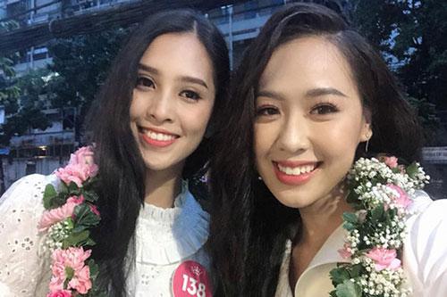 Hoa hậu Tiểu Vy chúc mừng mỹ nhân VTV Hà My được triệu phú công nghệ cầu hôn trên máy bay