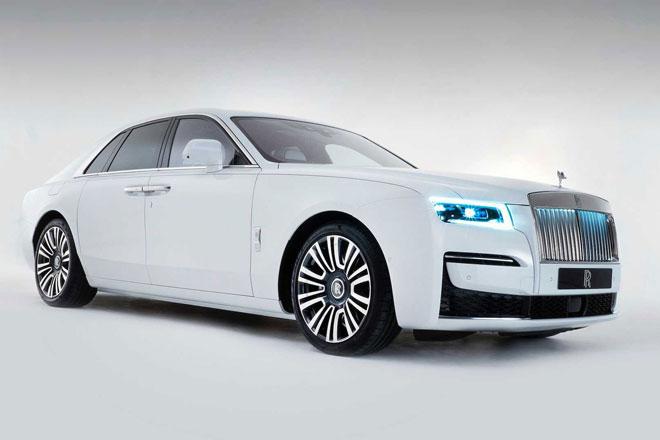 1. Roll-Royce.