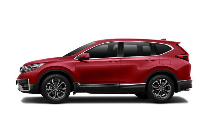 Honda CR-V giảm giá 160 triệu đồng tại Việt Nam