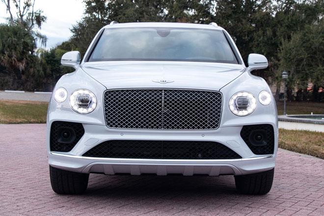 2. Bentley.