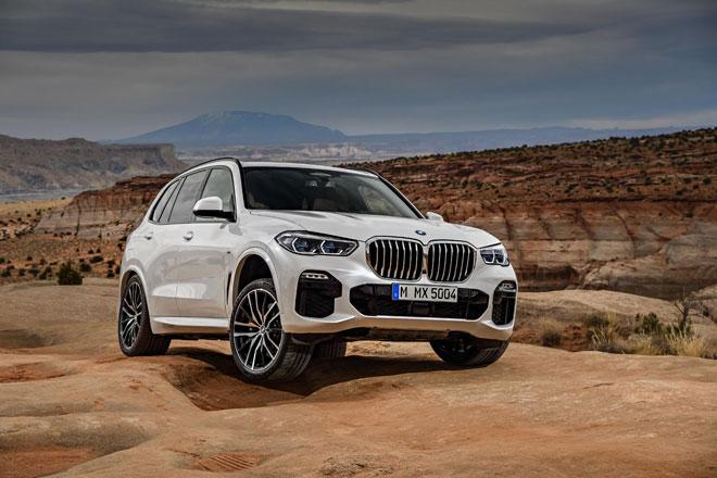 3. BMW.