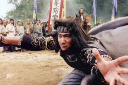Bảng xếp hạng các cao thủ trong phim kiếm hiệp của Kim Dung