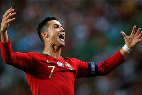Ronaldo không đứng đầu nhóm ứng cử viên vua phá lưới EURO 2020