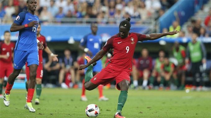 Cú sút thành bàn của Eder ở EURO 2016 vẫn là vết sẹo khó lành với Pháp