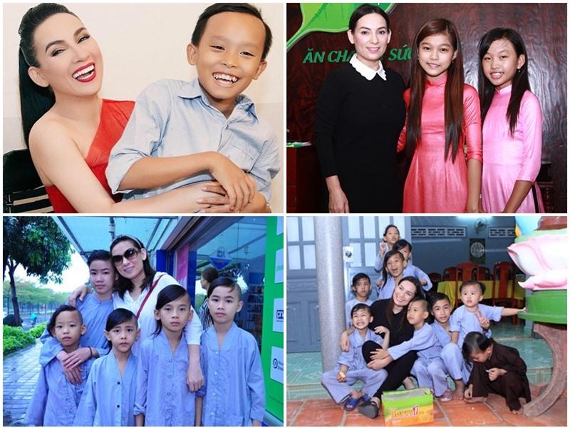 Hoai Linh va Phi Nhung 5