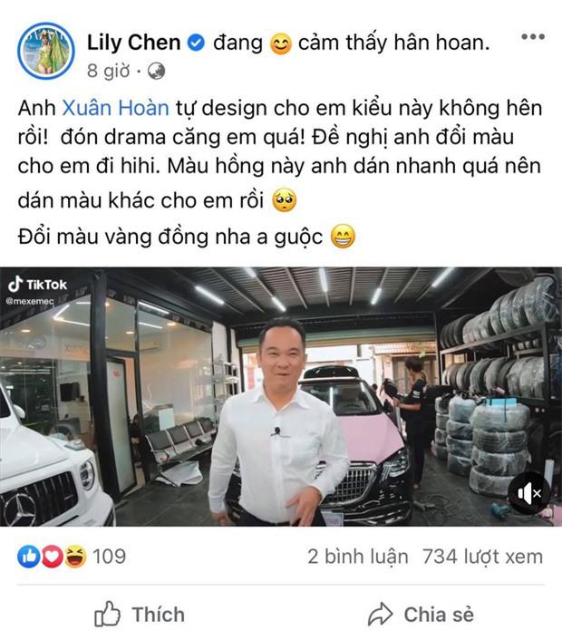 Hai siêu xe hồng đen thị phi của showbiz Việt: Rolls-Royce vẫn im lìm, Maybach quyết đổi màu cho phong thủy hơn - Ảnh 5.