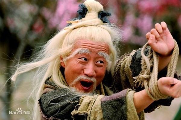 Những đại cao thủ ngốc nghếch trong truyện Kim Dung ảnh 1