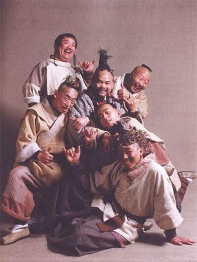 Những đại cao thủ ngốc nghếch trong truyện Kim Dung ảnh 3