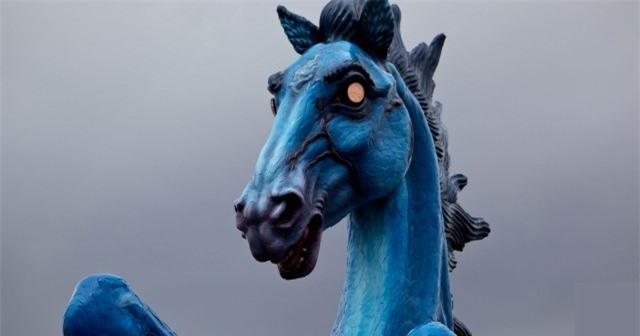 Những tác phẩm điêu khắc đáng sợ nhất thế giới khiến du khách phải bàng hoàng 2