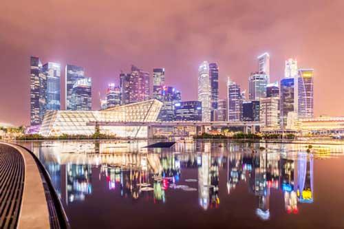 10 thành phố có cảnh đêm đẹp nhất thế giới