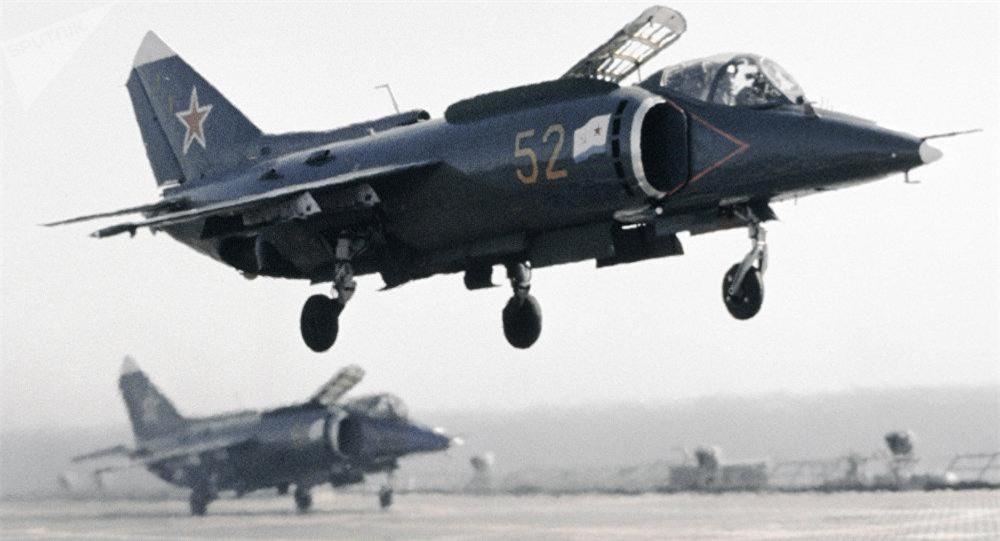Yak-38, loai tiem kich ham di truoc thoi dai cua Lien Xo
