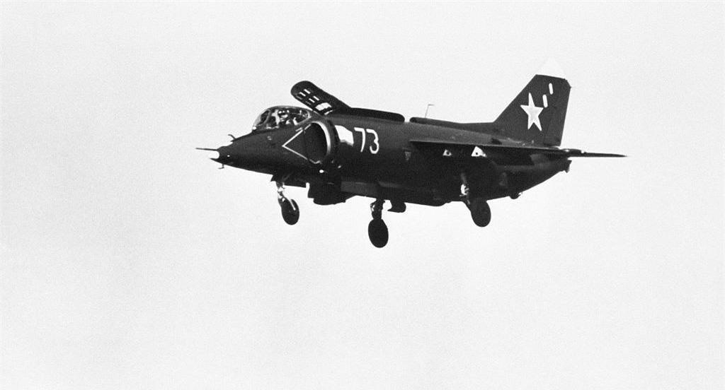Yak-38, loai tiem kich ham di truoc thoi dai cua Lien Xo-Hinh-10