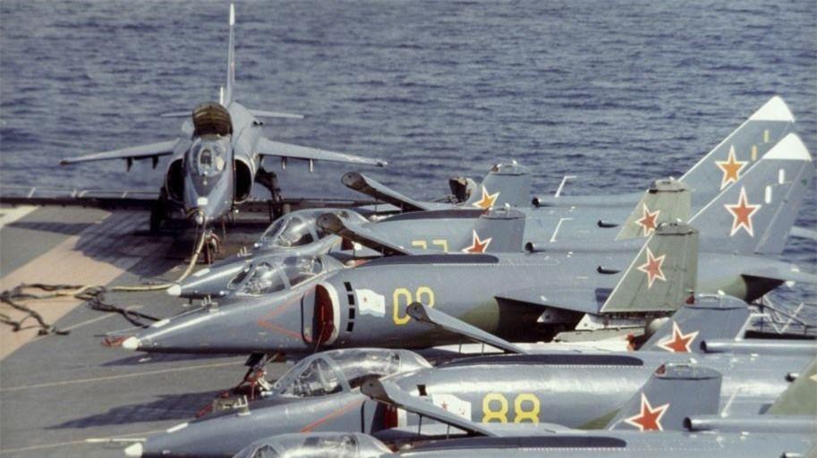 Yak-38, loai tiem kich ham di truoc thoi dai cua Lien Xo-Hinh-14