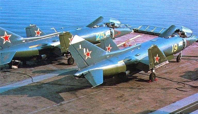 Yak-38, loai tiem kich ham di truoc thoi dai cua Lien Xo-Hinh-15