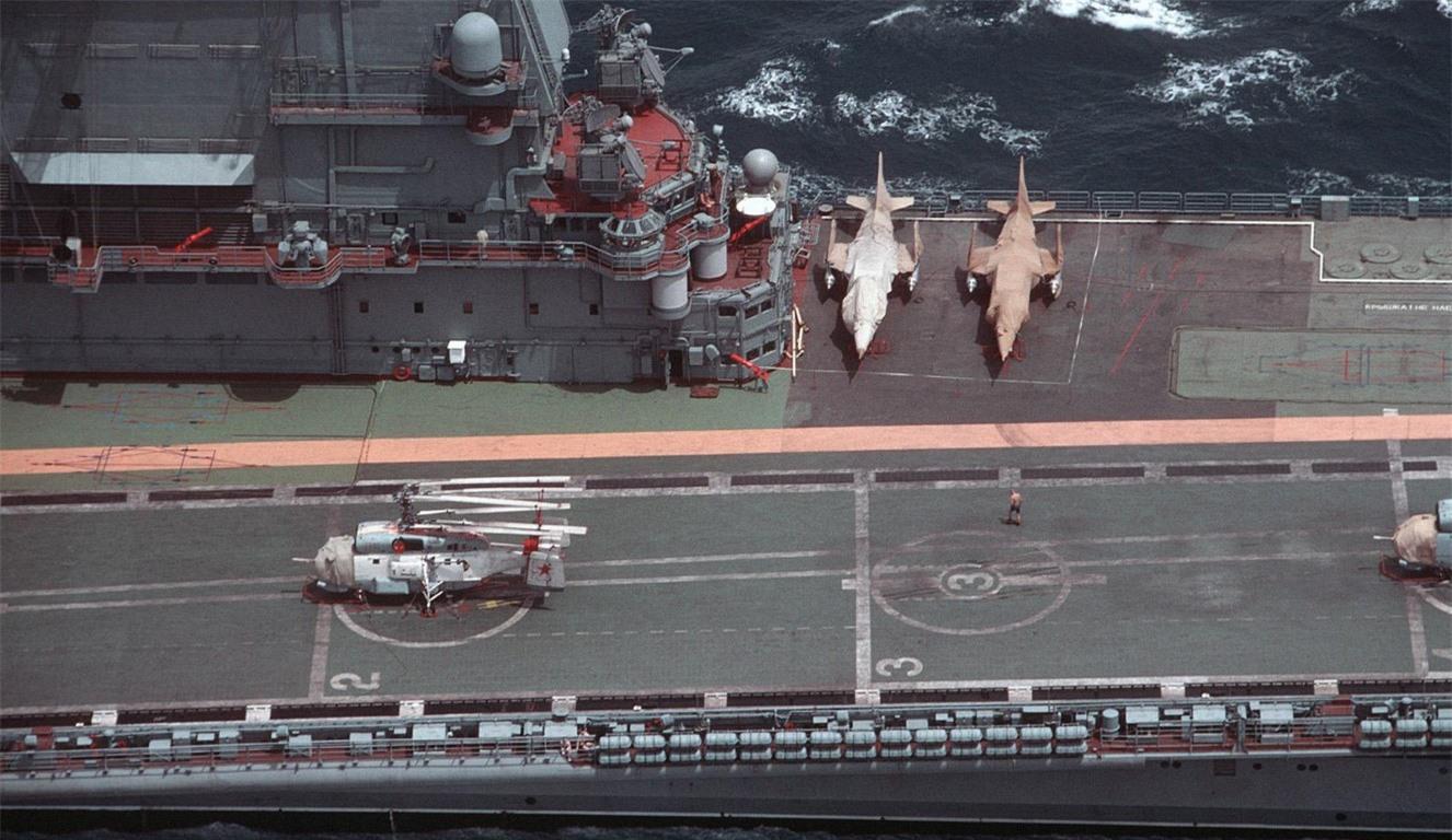 Yak-38, loai tiem kich ham di truoc thoi dai cua Lien Xo-Hinh-3