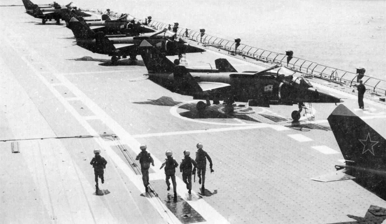 Yak-38, loai tiem kich ham di truoc thoi dai cua Lien Xo-Hinh-4