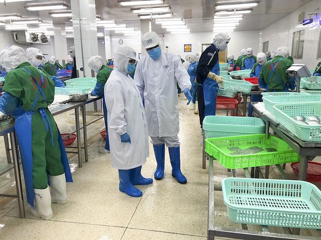 Bà Rịa - Vũng Tàu: Nâng cao hiệu quả phòng, chống dịch Covid-19 trong các khu, cụm công nghiệp