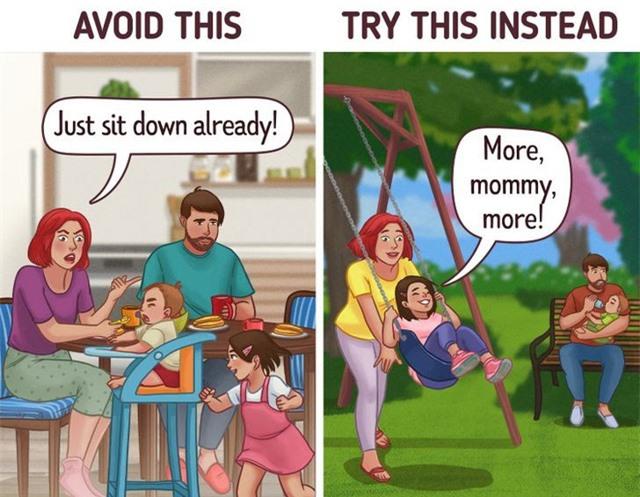 10 sai lầm khi nuôi dạy trẻ mà hầu hết người lớn đều gặp phải - Ảnh 5.