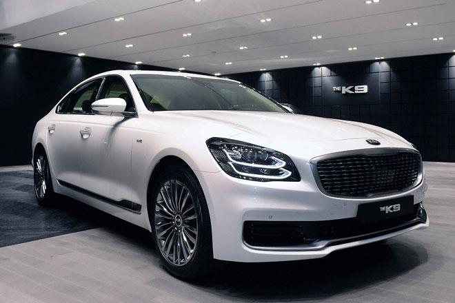 Chi tiết xe sedan hạng sang Kia K9 2022, giá khởi điểm gần 1,3 tỷ đồng