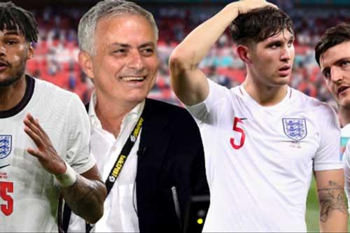 Mourinho mách nước ĐT Anh cách đối đầu với Đức