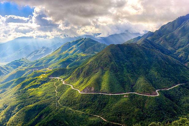Cung đường đèo dài nhất Việt Nam