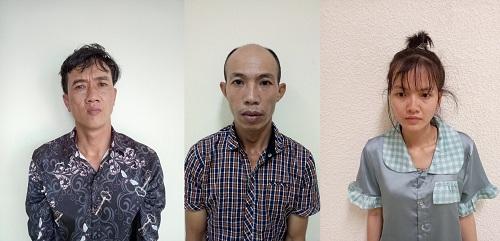 Bùi Trọng Vinh, Nguyễn Văn Út và nguyễn Thị tú Anh