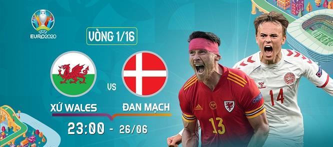 Nhận định trận đấu Wales vs Đan Mạch