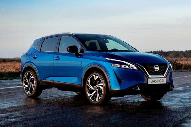 9. Nissan Qashqai (doanh số: 93.761 chiếc).