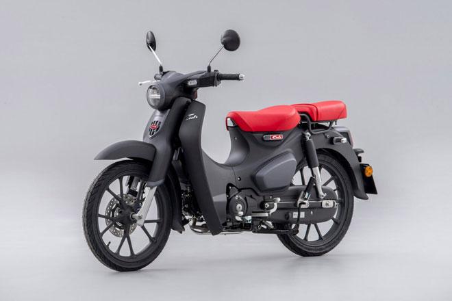 Ngắm màu sắc mới 'chất như nước cất' của Honda Super Cub C125 2022