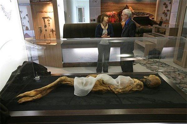 Bí ẩn xác ướp nàng công chúa 2.500 năm tuổi mang hình xăm nghệ thuật vẫn còn nguyên vẹn - ảnh 1