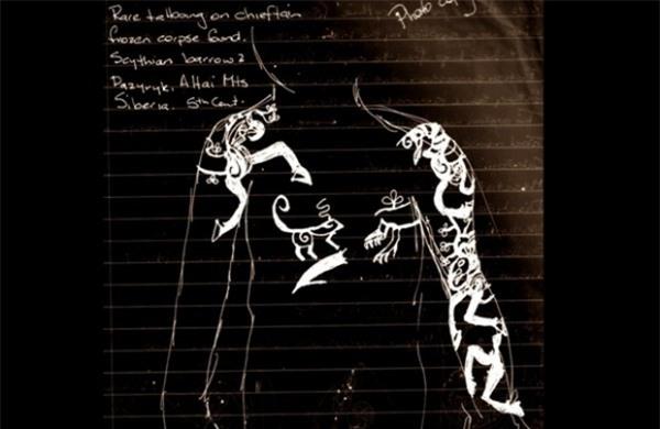 Bí ẩn xác ướp nàng công chúa 2.500 năm tuổi mang hình xăm nghệ thuật vẫn còn nguyên vẹn - ảnh 4
