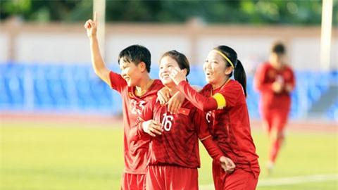 Bốc thăm Vòng loại nữ Asian Cup 2022: ĐT Việt Nam rơi vào bảng nhẹ