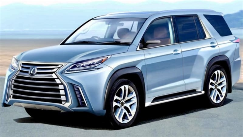 Lộ thông tin Lexus LX 600: 3 phiên bản, có bản đặc biệt cho VIP, khủng hơn LX 570 - Ảnh 2.