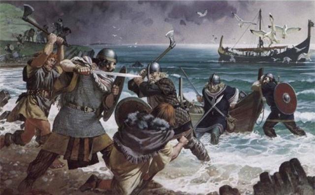 Những loại vũ khí bất ly thân của bộ tộc Viking, dân tộc hùng mạnh nhất nhì trong lịch sử loài người - Ảnh 2.