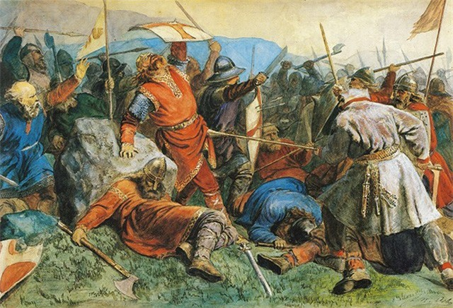 Những loại vũ khí bất ly thân của bộ tộc Viking, dân tộc hùng mạnh nhất nhì trong lịch sử loài người - Ảnh 3.