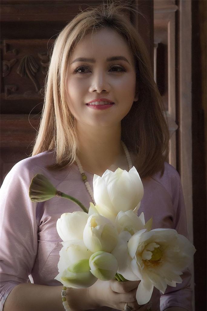 Điều tra vụ nữ diễn viên Hoàng Yến bị chồng cũ đấm vào mặt - Ảnh 1.