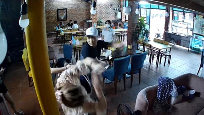 Điều tra vụ nữ diễn viên Hoàng Yến bị chồng cũ đấm vào mặt - Ảnh 2.
