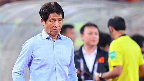 Bằng chứng Thái Lan 'chán tận cổ' HLV Nishino