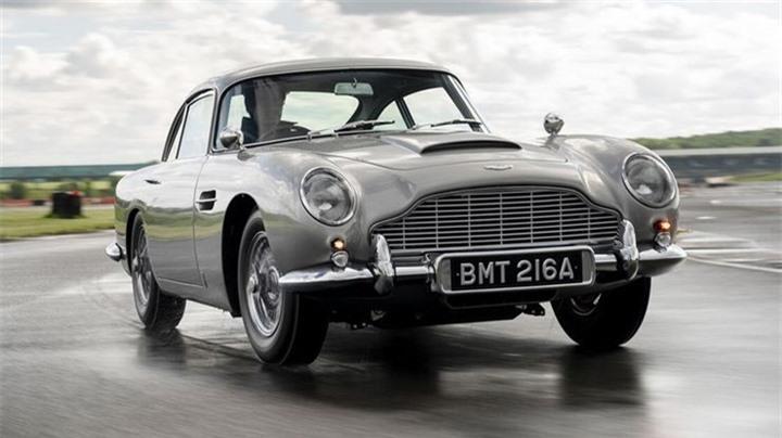 Top 5 ô tô đẹp nhất mọi thời đại - 3