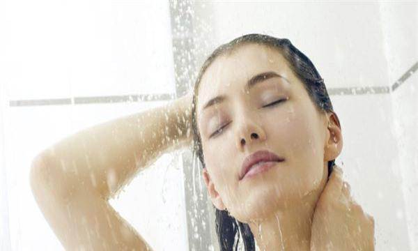tắm không đúng cách