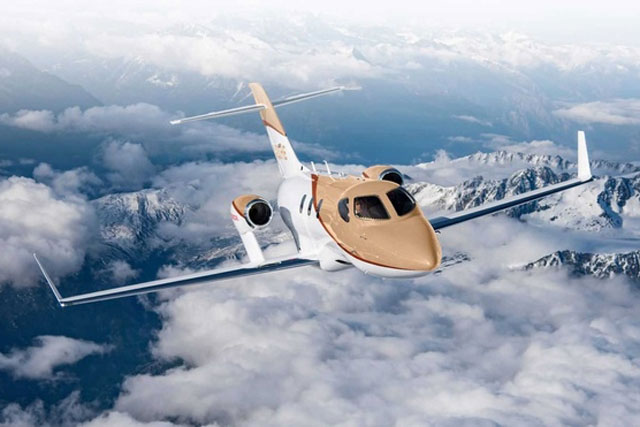 Ngắm máy bay cá nhân HondaJet Elite S, giá 5,4 triệu USD