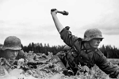 Barbarossa - Chiến dịch xâm lược lớn nhất trong lịch sử