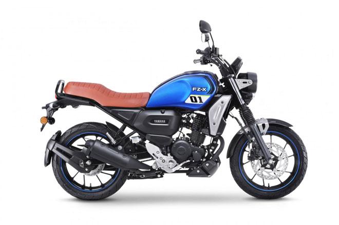 Xe côn tay Yamaha dùng động cơ 150 phân khối, phanh ABS, giá hơn 36 triệu đồng