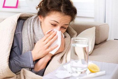Mách bạn cách phòng bệnh cúm khi thời tiết giao mùa