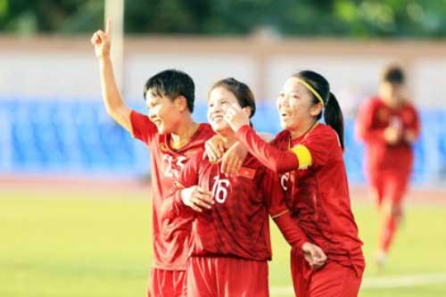 Bốc thăm Vòng loại nữ Asian Cup 2022: ĐT Việt Nam rơi vào bảng 'dễ thở'