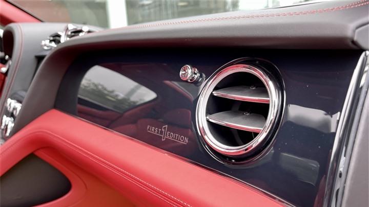 Bentley Bentayga V8 2021 với nội thất màu đặc biệt tại Việt Nam - 18
