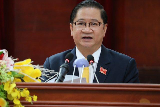 Ông Trần Việt Trường, tái đắc cử Chủ tịch UBND TP Cần Thơ.